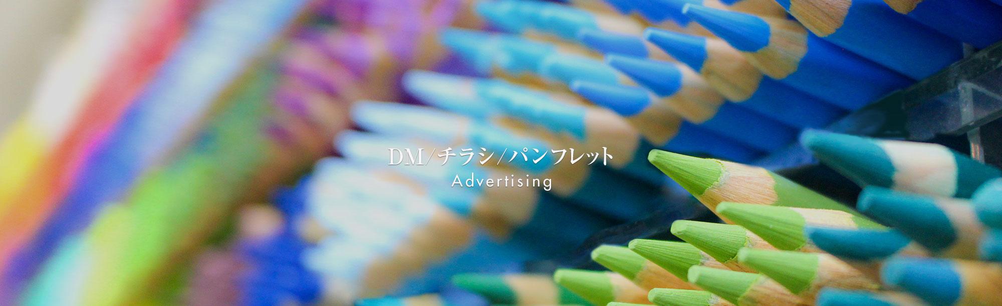 DM / チラシ / パンフレット